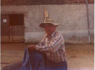 Roger Montégut, le grand-père de Thierry Montégut (Années 1960)